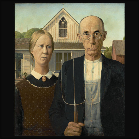 American Gothic - (DSN-11328)