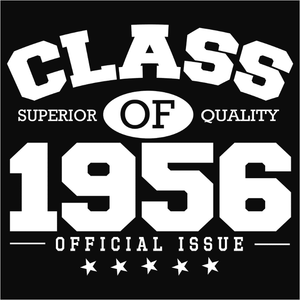 Class of 1956 - (DSN-10815)