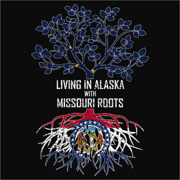 Living In Alaska with Missouri Roots - (DSN-12356)