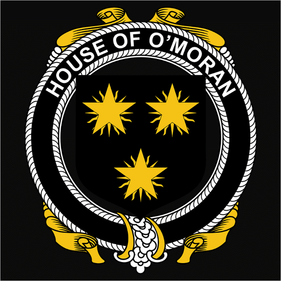 Irish House Heraldry O'Moran - (DSN-15465)