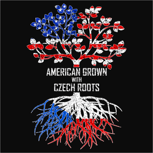 American Grown with Czech Roots - (DSN-11435)
