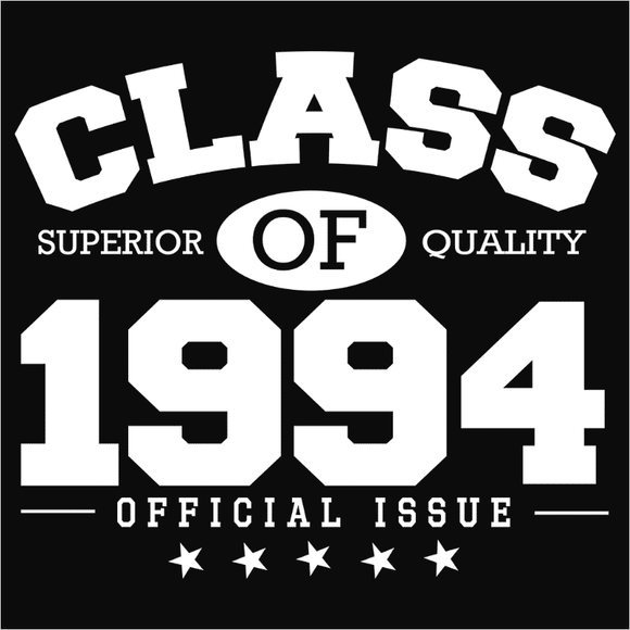 Class of 1994 - (DSN-10854)