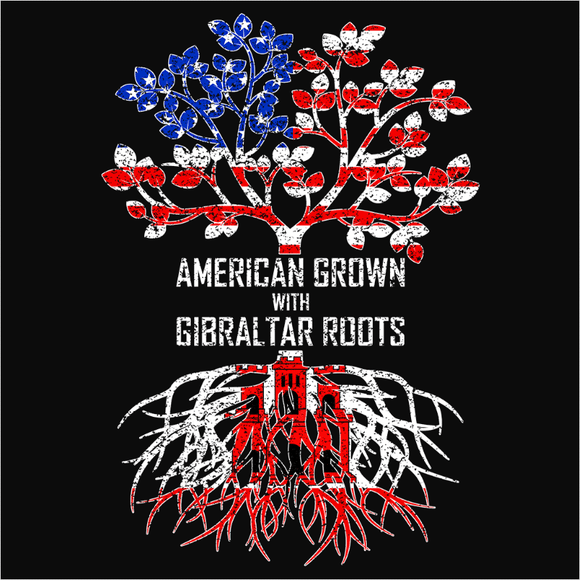 American Grown with Gibraltar Roots - (DSN-11461)