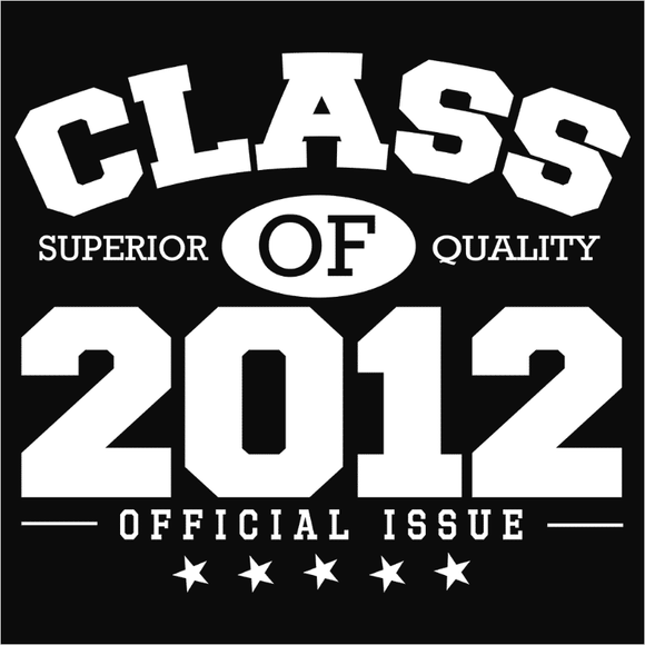 Class of 2012 - (DSN-10872)
