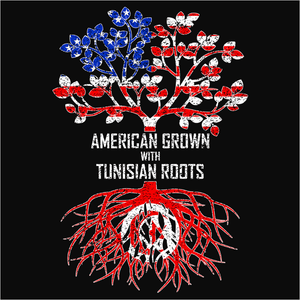 American Grown with Tunisian Roots - (DSN-11607)