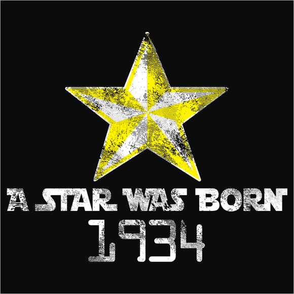 A Star Was Born 1934 - (DSN-11077)