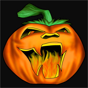 Fanged Pumpkin - (DSN-10464)