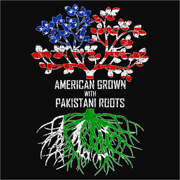 American Grown with Pakistani Roots - (DSN-11546)