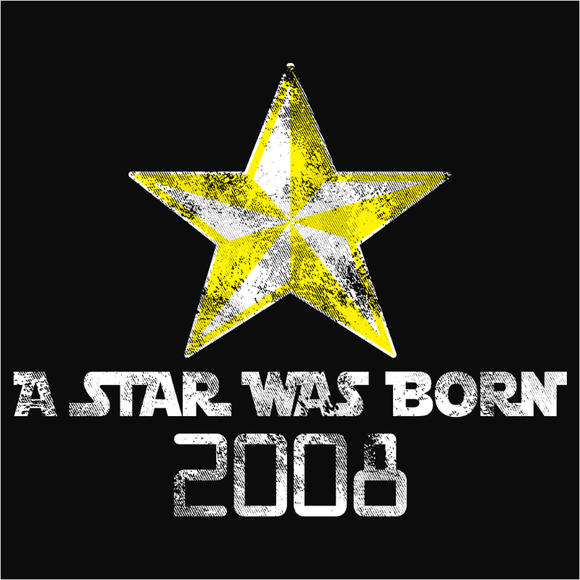 A Star Was Born 2008 - (DSN-11017)
