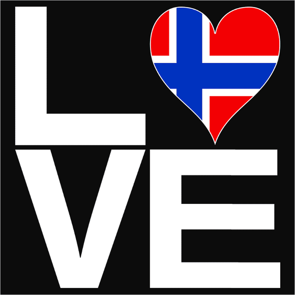 Love Block Svalbard Heart - (DSN-18629)