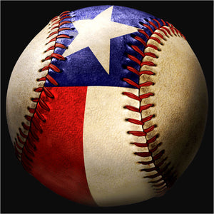 Texas Baseball - (DSN-10429)