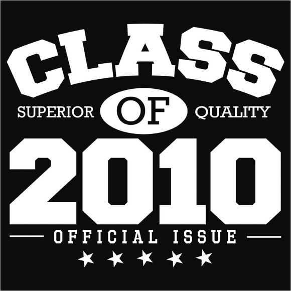 Class of 2010 - (DSN-10870)