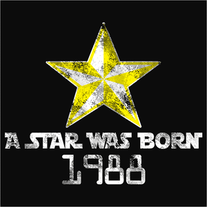 A Star Was Born 1988 - (DSN-10991)