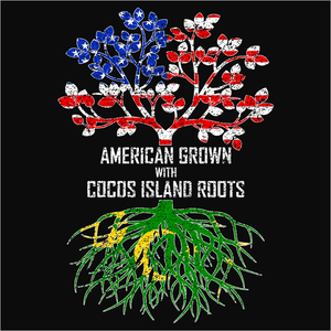 American Grown with Cocos Island Roots - (DSN-11423)