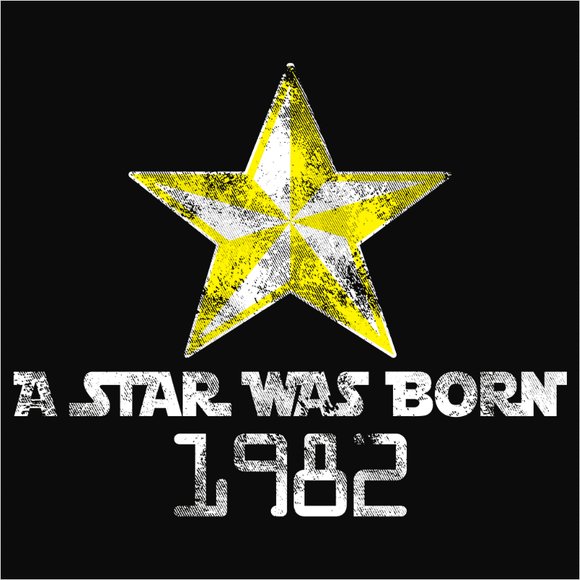 A Star Was Born 1982 - (DSN-10985)