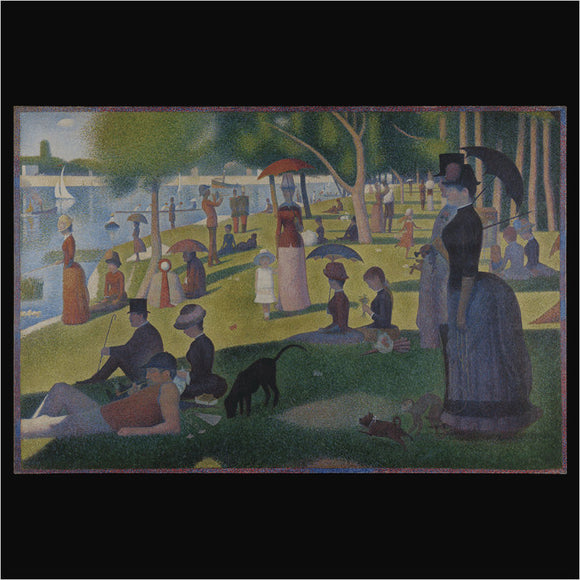 A Sunday on La Grande Jatte - (DSN-11324)