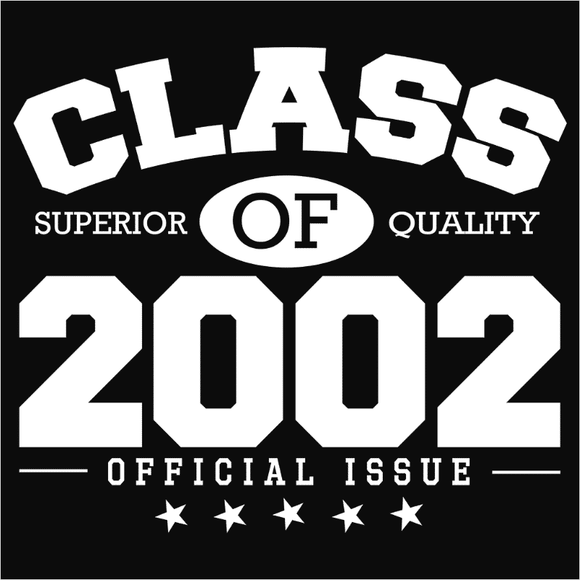 Class of 2002 - (DSN-10862)
