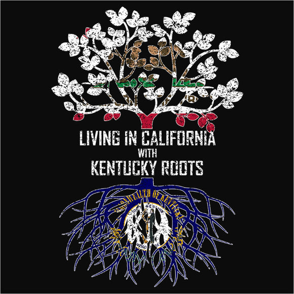 Living In California with Kentucky Roots - (DSN-12495)