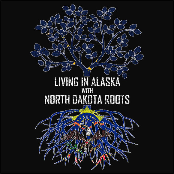 Living In Alaska with North Dakota Roots - (DSN-12365)