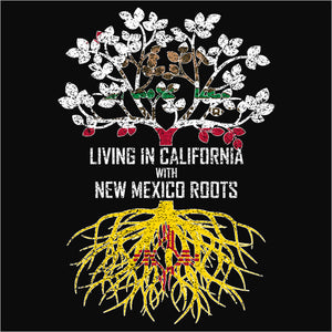 Living In California with New Mexico Roots - (DSN-12509)