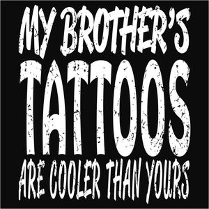 Brother's Tattoos - (DSN-10936)