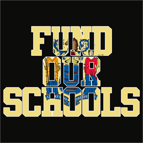 Fund our New Jersey Schools - (DSN-11695)