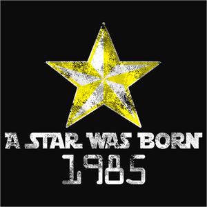 A Star Was Born 1985 - (DSN-10988)