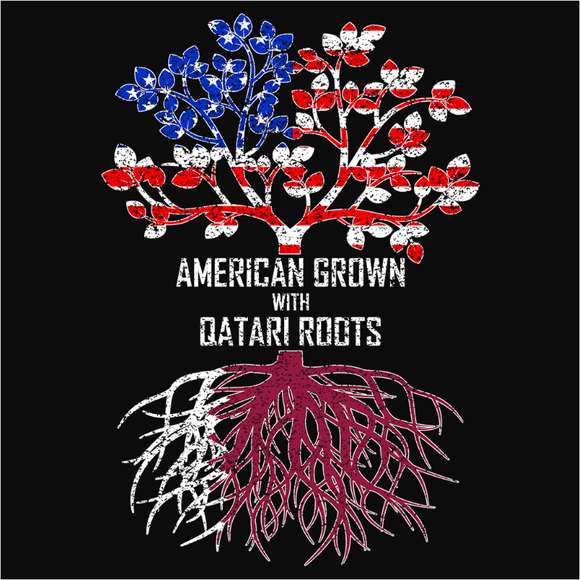 American Grown with Qatari Roots - (DSN-11558)