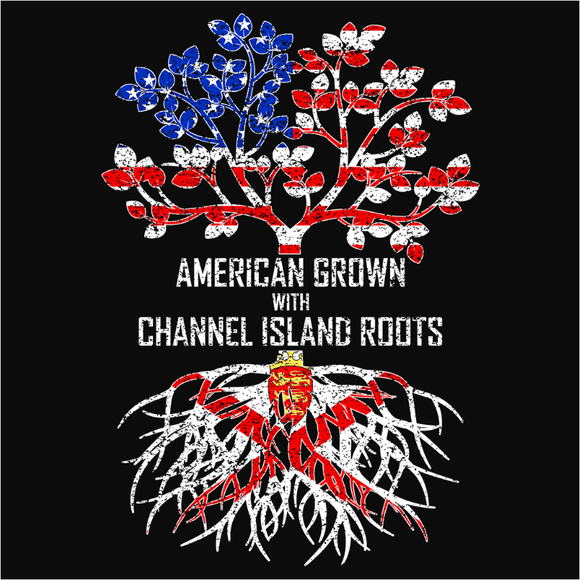 American Grown with Channel Island Roots - (DSN-11488)