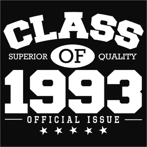 Class of 1993 - (DSN-10853)