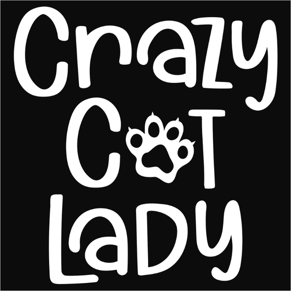 Crazy Cat Lady - (DSN-17504)