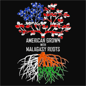 American Grown with Malagasy Roots - (DSN-11509)