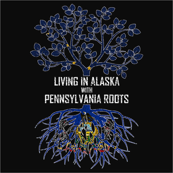 Living In Alaska with Pennsylvania Roots - (DSN-12369)