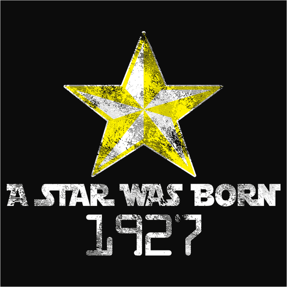 A Star Was Born 1927 - (DSN-11070)