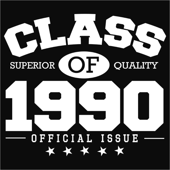 Class of 1990 - (DSN-10850)