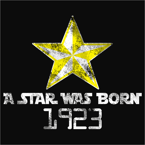 A Star Was Born 1923 - (DSN-11066)