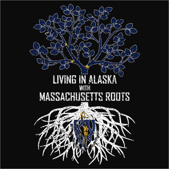 Living In Alaska with Massachusetts Roots - (DSN-12352)
