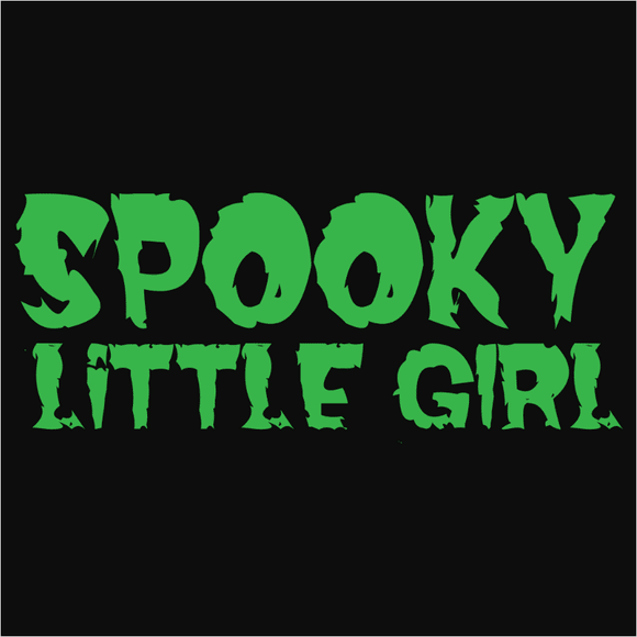 Spooky Little Girl - (DSN-10393)