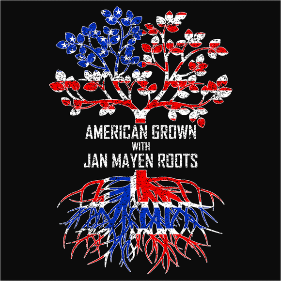 American Grown with Jan Mayen Roots - (DSN-11486)
