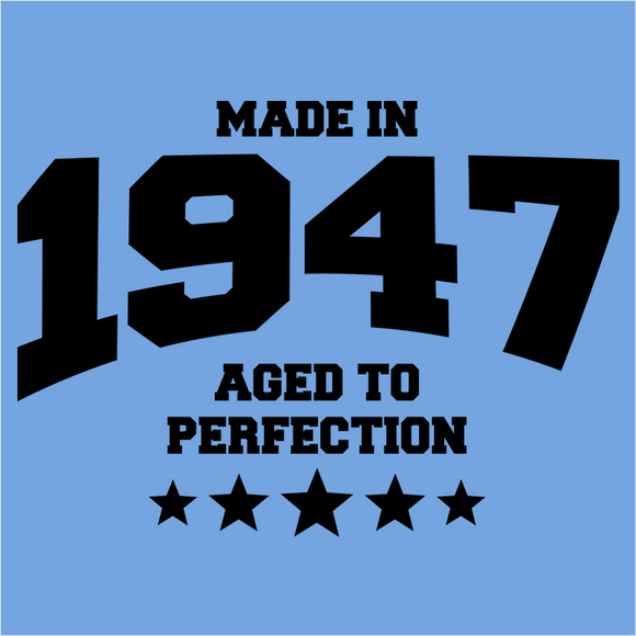 Athletic Aged to Perfection - 1947 - (DSN-10154)