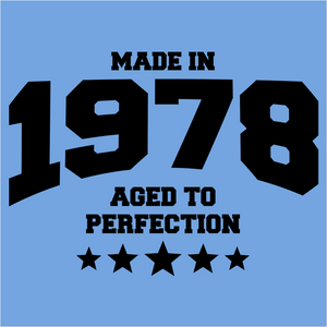 Athletic Aged to Perfection - 1978 - (DSN-10185)
