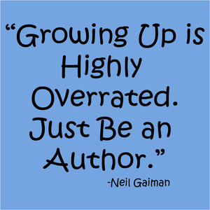 Growing Up is Highly Overrated - (DSN-10266)