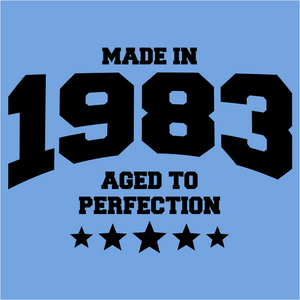 Athletic Aged to Perfection - 1983 - (DSN-10190)