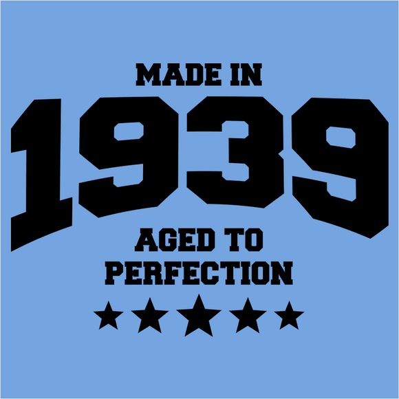 Athletic Aged to Perfection - 1939 - (DSN-10146)