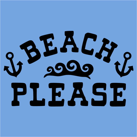 Beach Please - (DSN-14858)