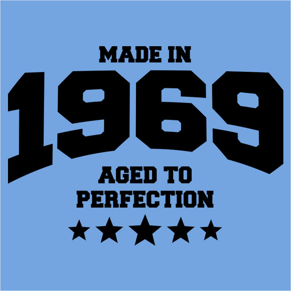 Athletic Aged to Perfection - 1969 - (DSN-10176)