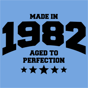 Athletic Aged to Perfection - 1982 - (DSN-10189)
