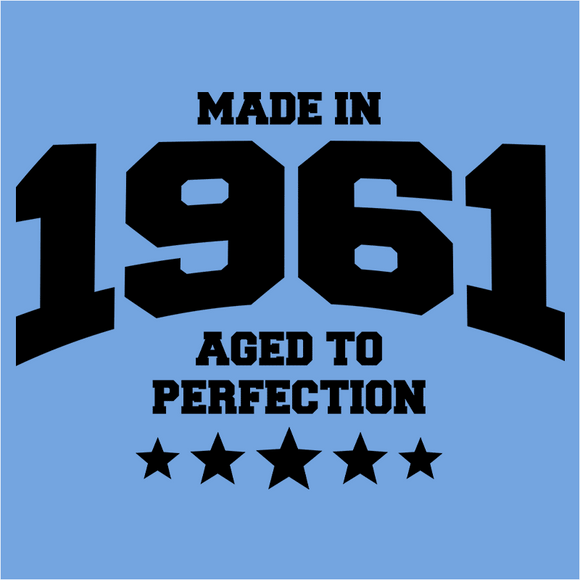 Athletic Aged to Perfection - 1961 - (DSN-10168)