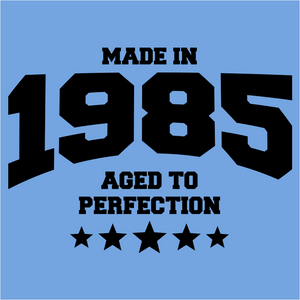 Athletic Aged to Perfection - 1985 - (DSN-10192)