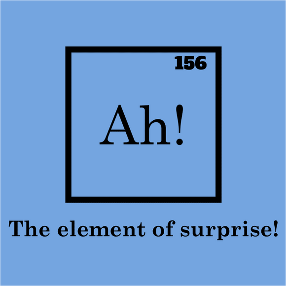 The Element of Surprise - (DSN-10366)